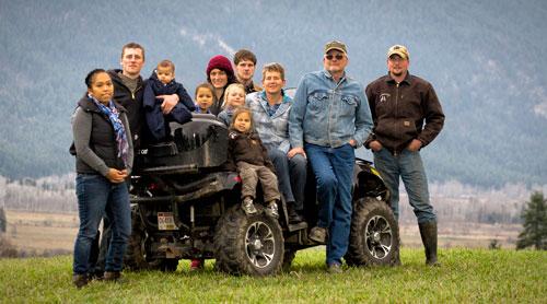 The Rainer Family